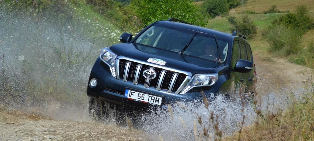 Toyota noastra cea de toate drumurile :)